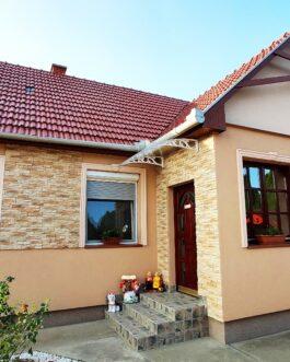 Mezőkövesden ELADÓ kiváló állapotú 3 szobás családi ház.