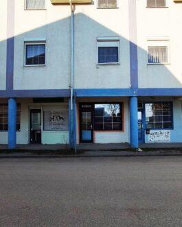 Mezőkövesden központhoz közeli üzlethelyiség ELADÓ.