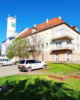 ELADÓ az Egertől 20km-re lévő Füzesabonyban  2 szobás-nagy nappalis újszerű lakás.Füzesabony, Belváros