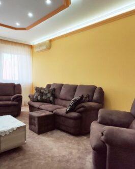 Mezőkövesden 3 szobás teljesen felújított lakás ELADÓ. Mezőkövesd, Egri úti lakótelep.