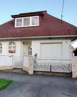 Mezőkövesden ELADÓ 5 szobás + nappalis kiváló állapotú családi ház.
