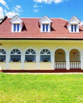 Tardon 9 szobás kiváló állapotú családi ház-vendégház ELADÓ. Tard, Borsod-Abaúj-Zemplén megye