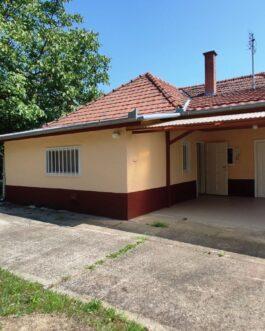 Bogácson 2 szobás jó állapotú családi ház eladó. Bogács, Bükk lába, Borsod-Abaúj-Zemplén megye