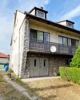 Mezőkeresztesen 3 szintes 6 szobás + 2 nappalis, 2-3 generációs duplakomfortos, vállalkozásra is alkalmas családi ház ELADÓ!