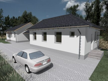 Újhatvanban újépítésű, kulcsrakész családi ház eladó!
