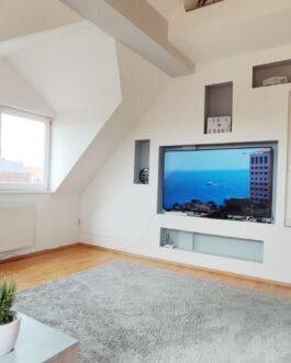 ELADÓ az Egertől 20km-re lévő Füzesabonyban 2,5 szobás, újszerű lakás. 25M. Füzesabony, Egyetértés út