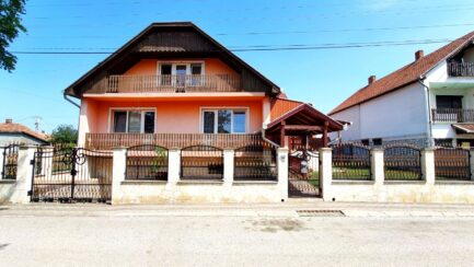 Mezőkövesden 7 szobás, kiváló állapotú családi ház ELADÓ.