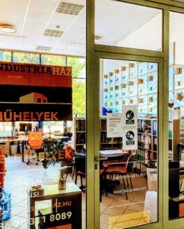 """Eladó Budapesten,a XVII.kerületben,Rákoskeresztúron a Home Center üzletközpont """"A"""" épületében egy 30 négyzetméteres üzlethelység."""