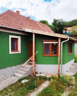 Kácson a Bükk lábánál 2,5 szobás jó állapotú családi ház ELADÓ.