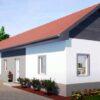Mezőkövesden 3 szobás + nagy nappalis igényesen felújított családiház ELADÓ.